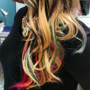 Πόλυ μαλλιά 5