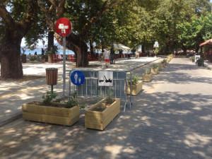 Loop στην παραλία του Γριμπόβου
